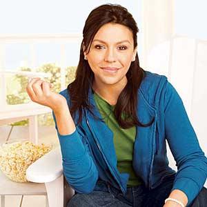 September 2007 Rachel Sitting in Chair