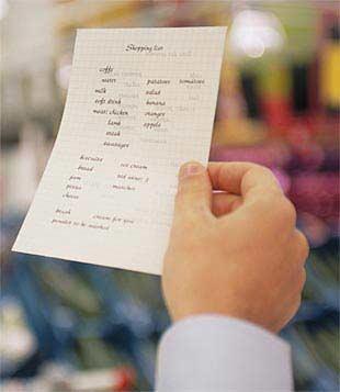 shopping quiz
