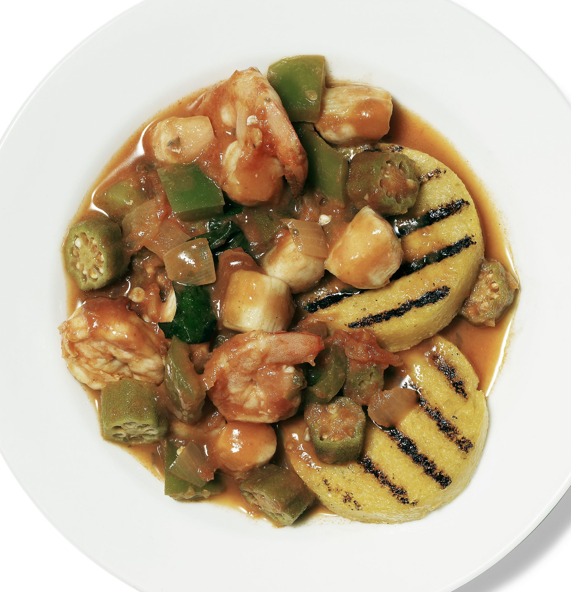Slow-Simmered Seafood Stew