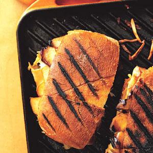 Smoked Turkey Panini