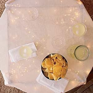 table twinkle lights