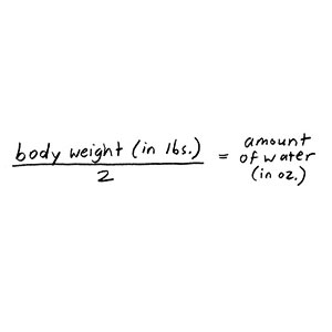 The Hydration Equation