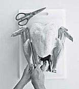turkey grilling 1