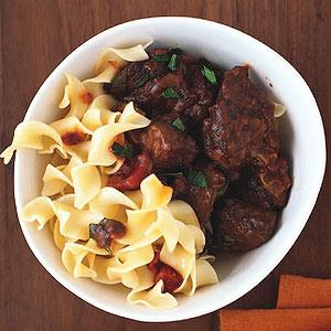 Turkish Beef Stew