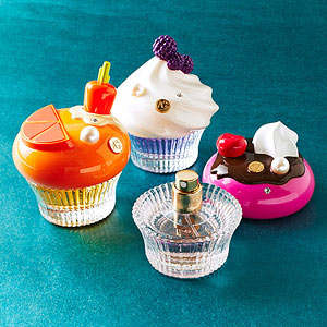 Urban Outfitters' cupcake fragrances