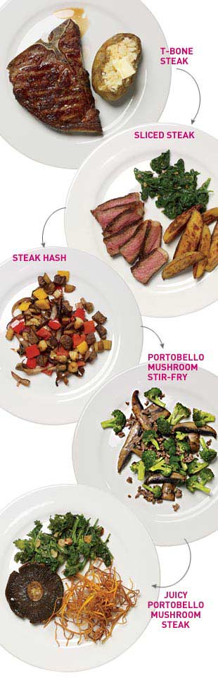 vegetarian dishes