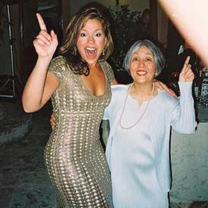 Wedding- Rachel with Lady