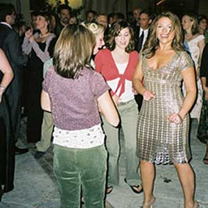 Wedding- Rachel with Women
