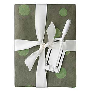 wrapping present word