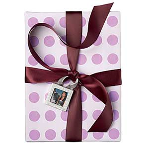 Wrapping-Presents and photo frame