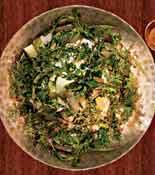Zucchini Parmeasan Salad