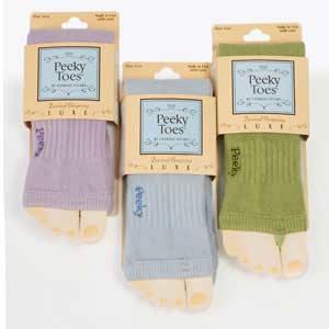 Peeky Luxe Socks