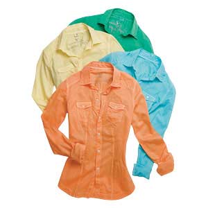 American Eagle Outfitters Garment Dyed Shirt