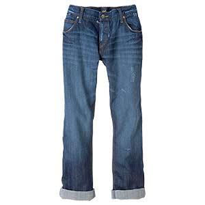 One True Fit Mitchell Boyfriend Jeans