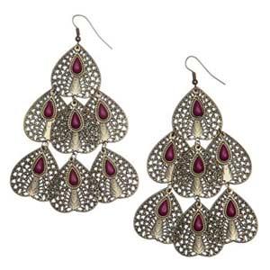Flounce Earrings