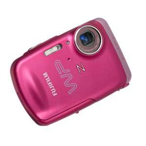 Pink Fuji Camera