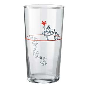 circus glass