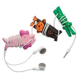 Fun Animal Head Phones