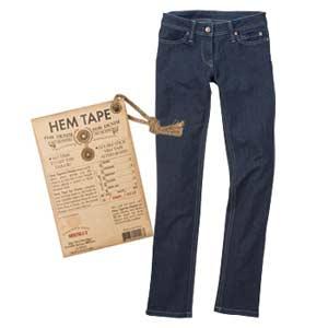 Jeans and Hem Tape