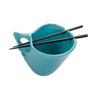 Blue Noodle Bowl
