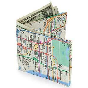 Fun Subway Wallet