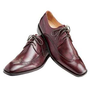 Wing-Tip Shoes