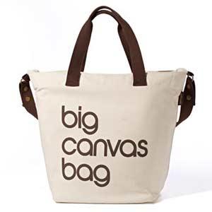 bloomingdales Canvas Bag