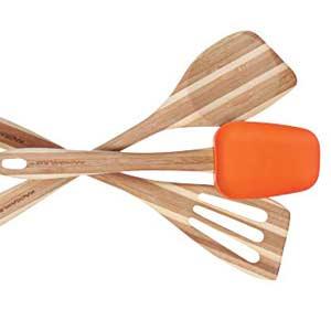 bamboo tool set