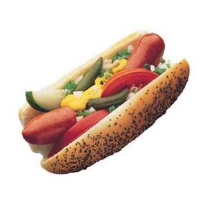 chicago style hot dog kit