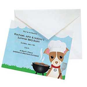 grilling invitation