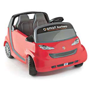 Red Fisher Price Smart Car