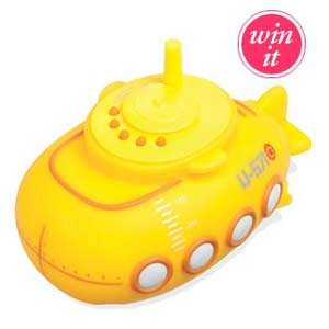 Fun Submarine Radio