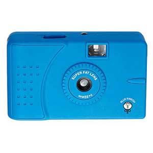 Fun Blue Rib Bon Camera