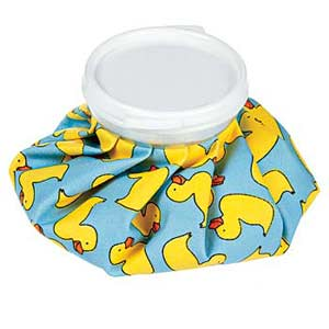 Fun Rubber Duck Ice Pack