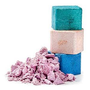 Head The Body Shop Cubes Palette