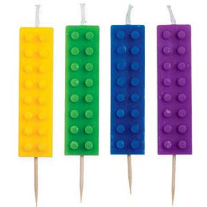 Fun Party Candles