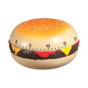 Fun Hamburger Timer