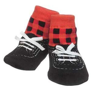 baby Buffalo socks
