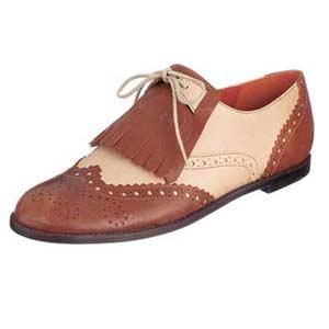 Miltie Oxford shoes