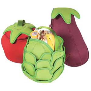 Veggie meal carriers