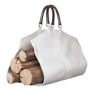fire log holder