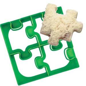 Fun Sandwich Cutters