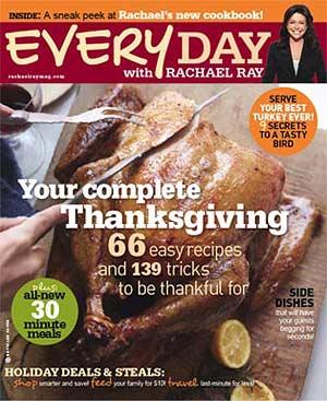 November 2010 Magazine Cover