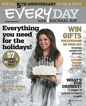 December 2010 Magazine Cover