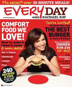 February 2011 Magazine Cover