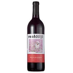 Fun Real Dogs Wine