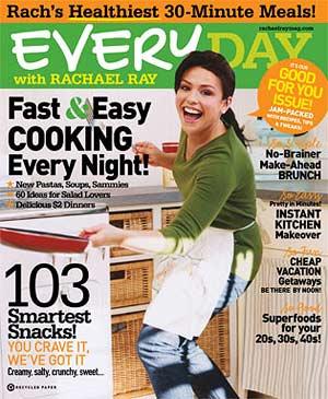 April 2011 Magazine Cover