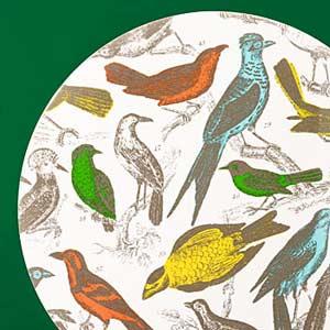 Birds Cakestand