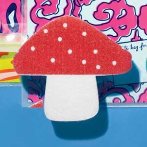 mushroom sponge