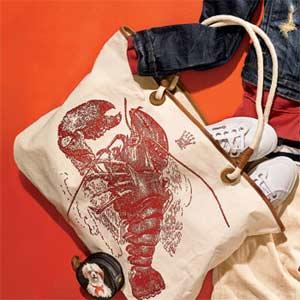 Lobster Tote
